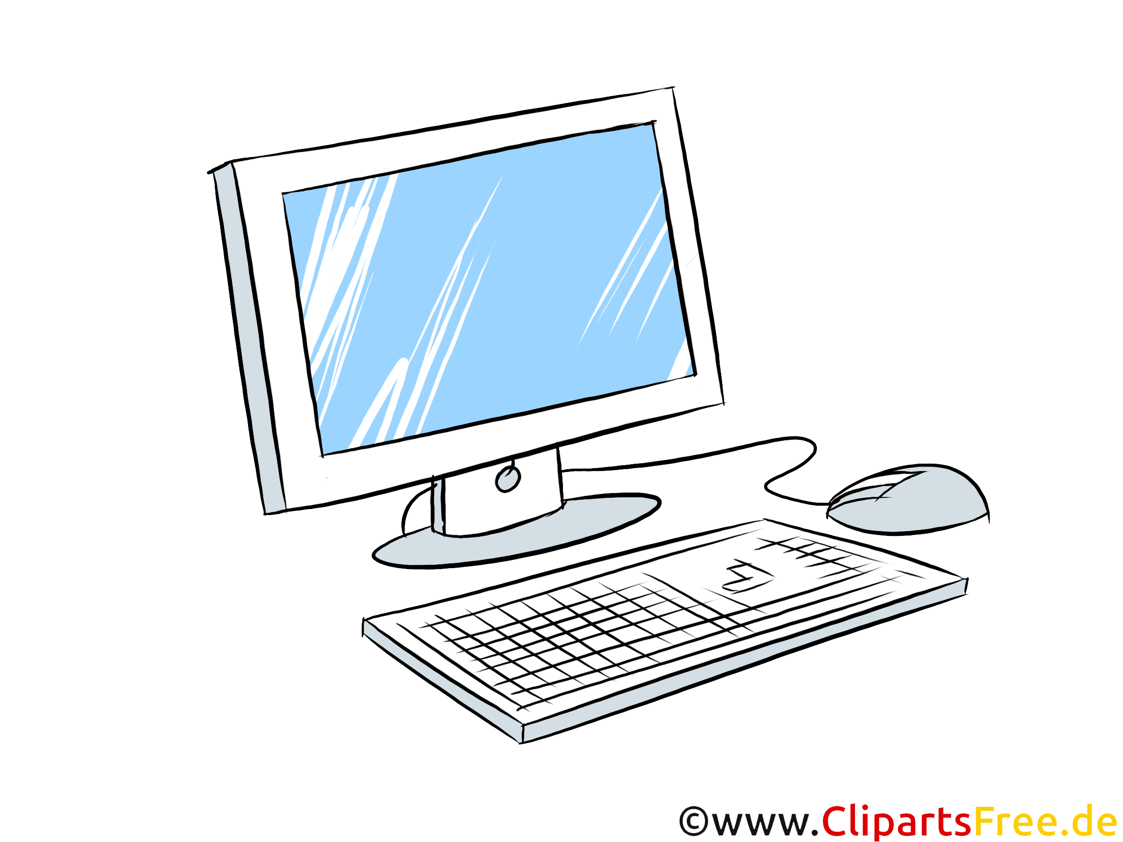 PC Clipart free