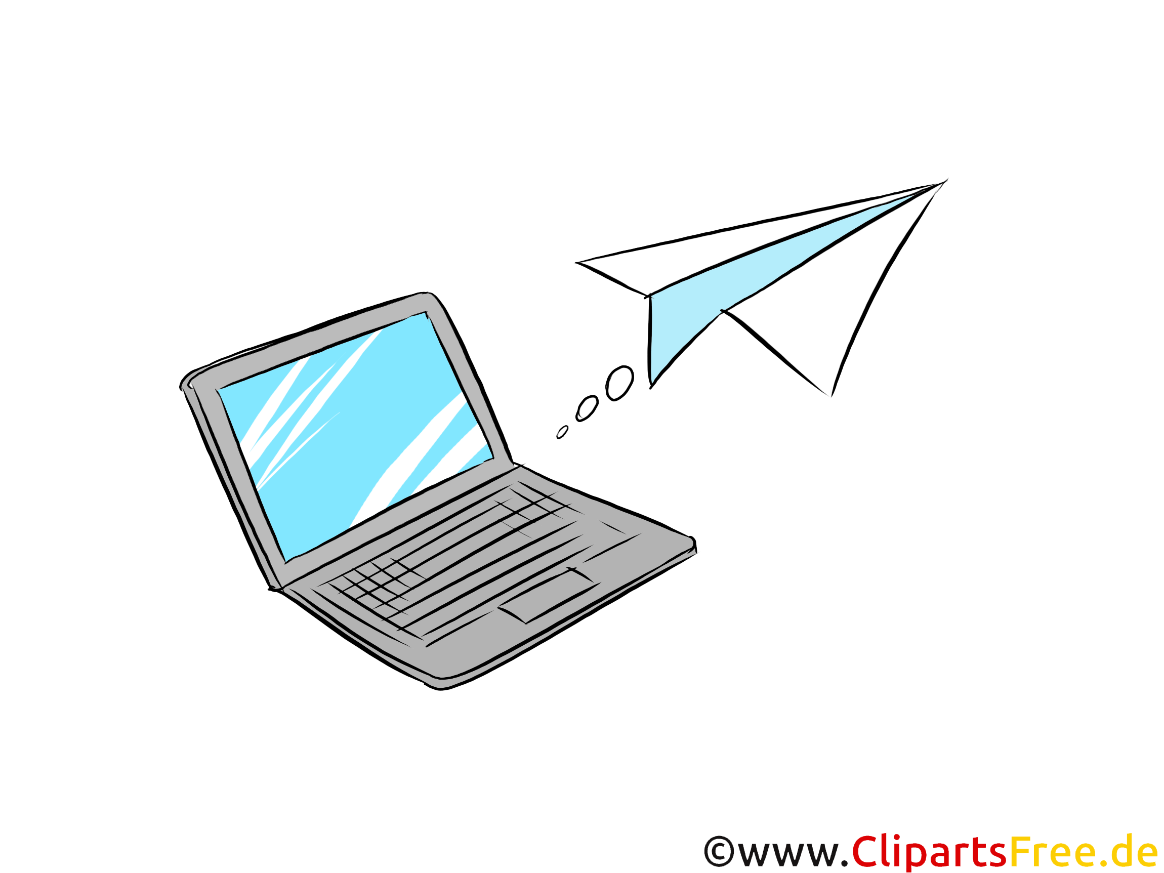 Telegram Clipart