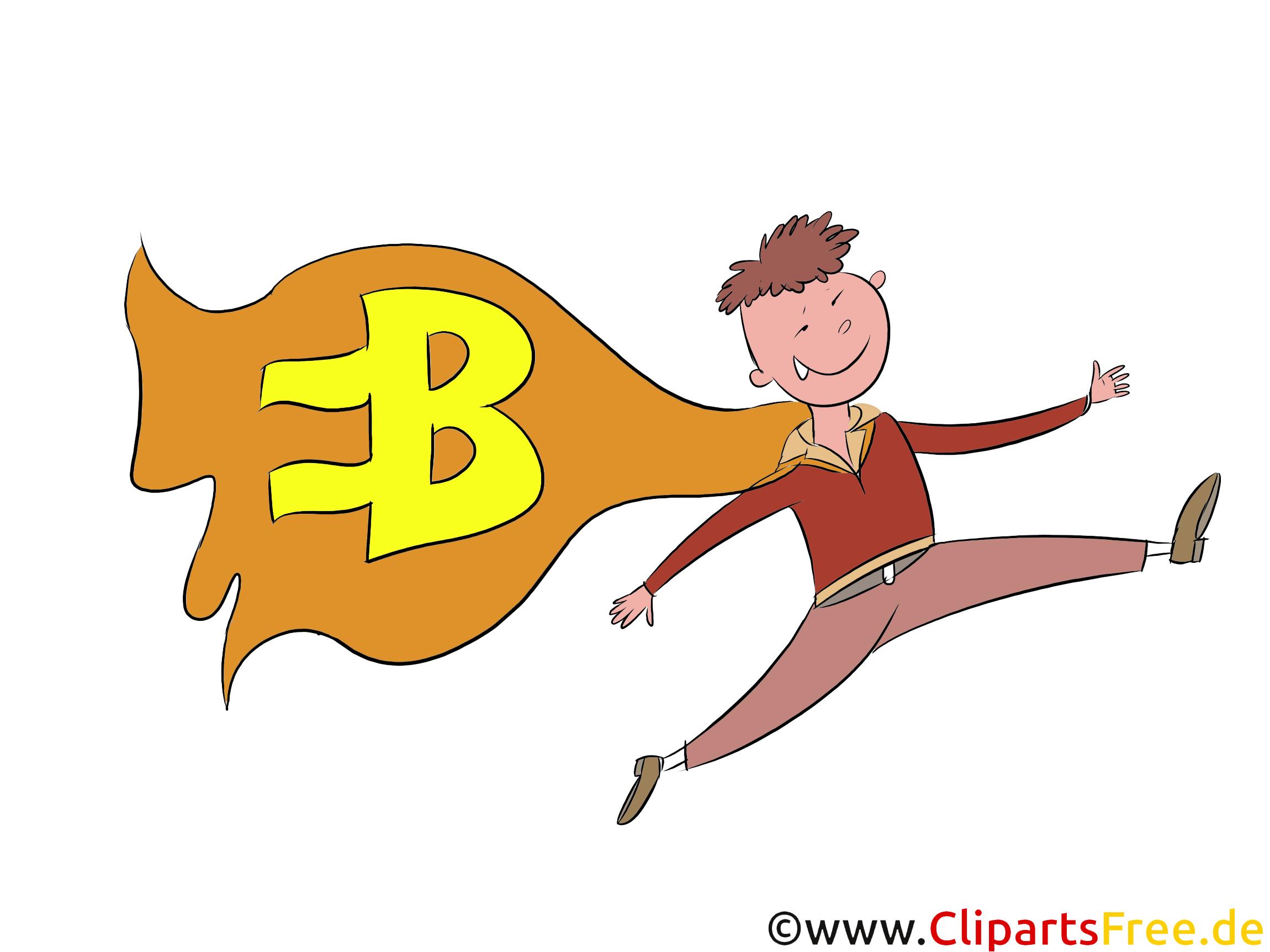 Bitcoin Kryptohandel Clipart