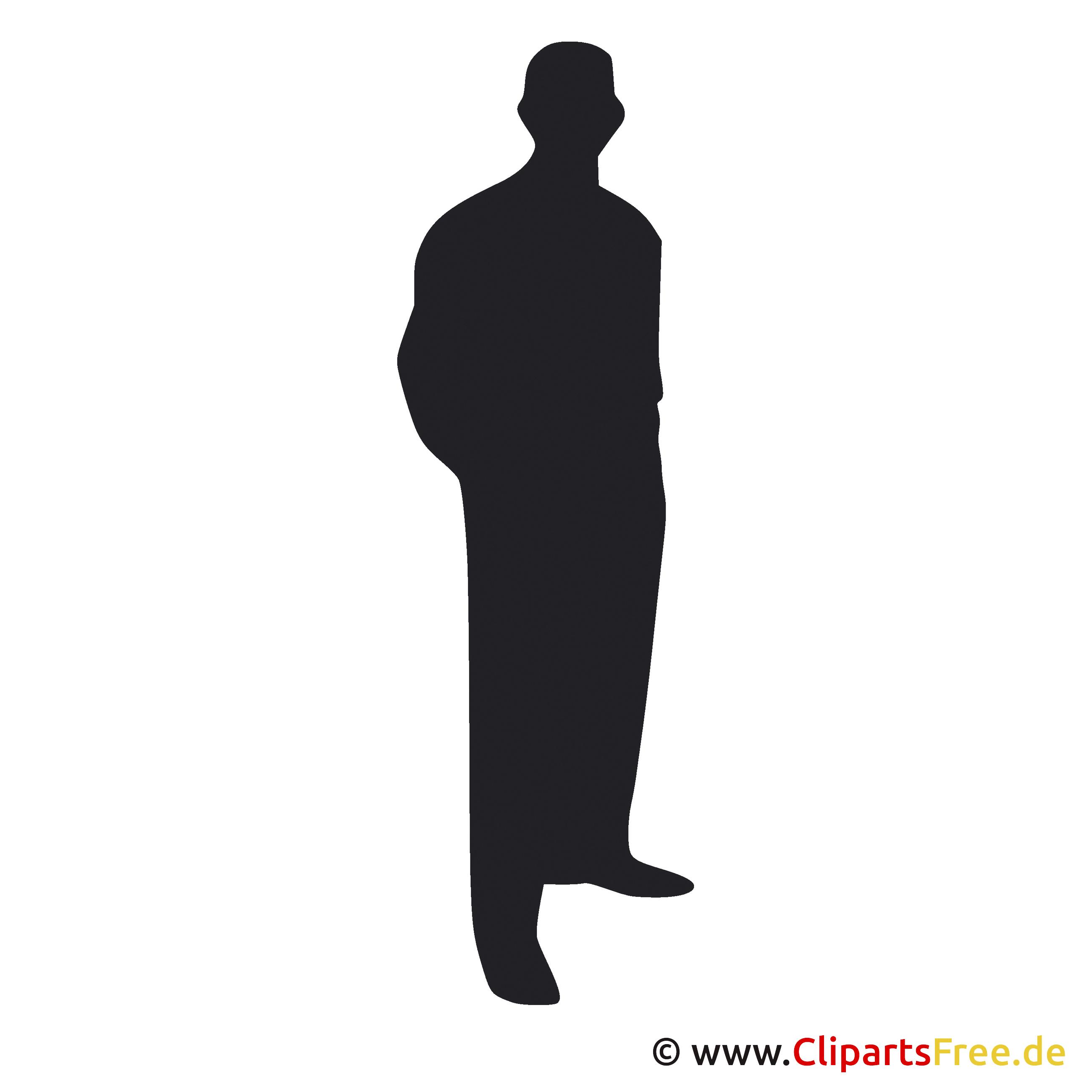 SVG Bild Businessman - Vektor Clipart