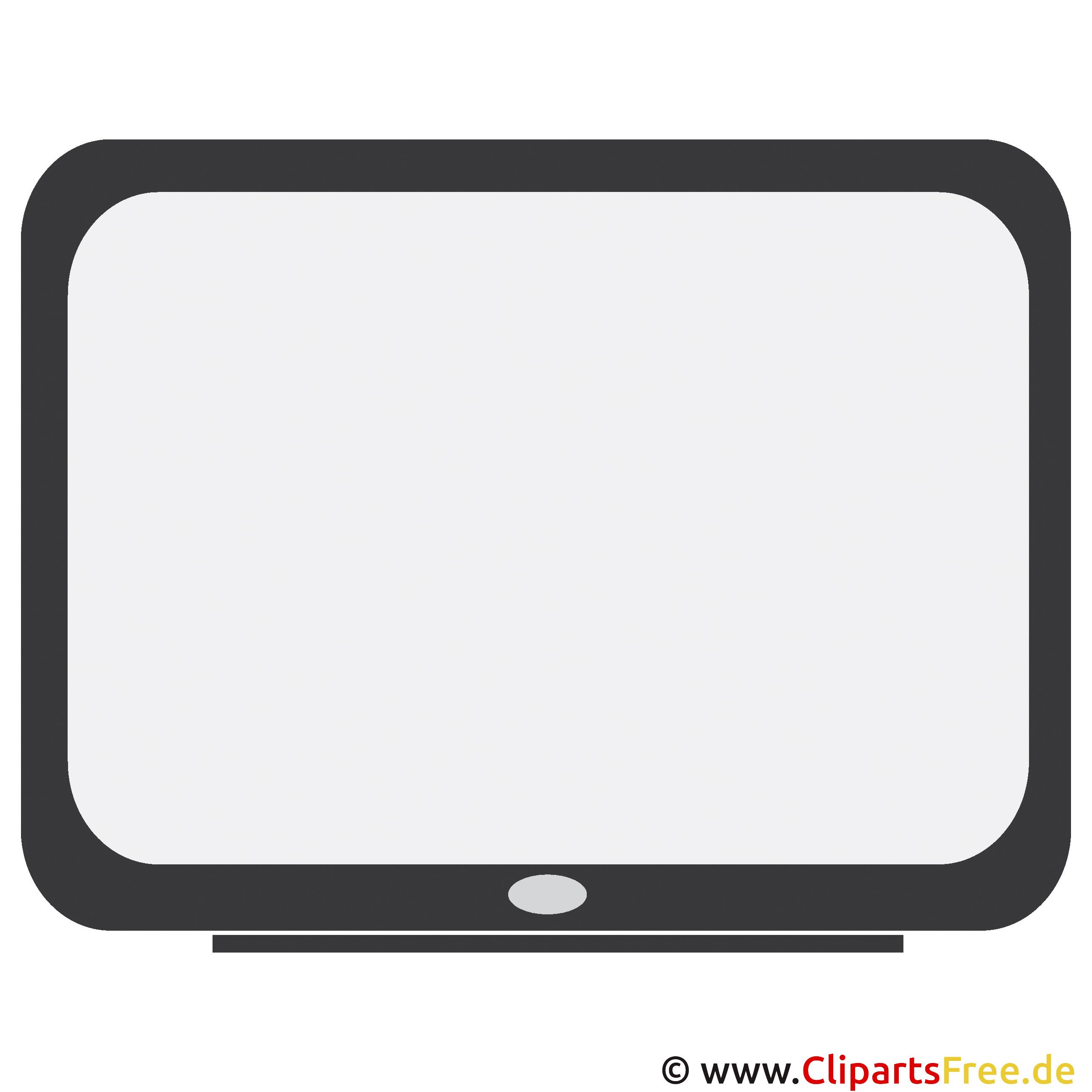 Fernseher Bild - Kostenlose Vektorgrafik
