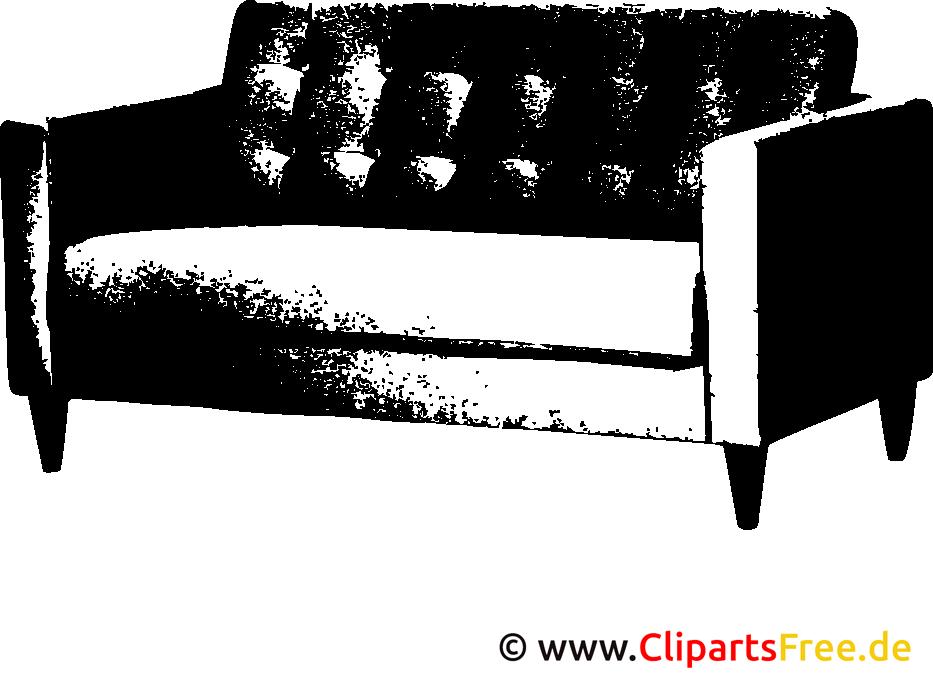 Sofa SVG Picture