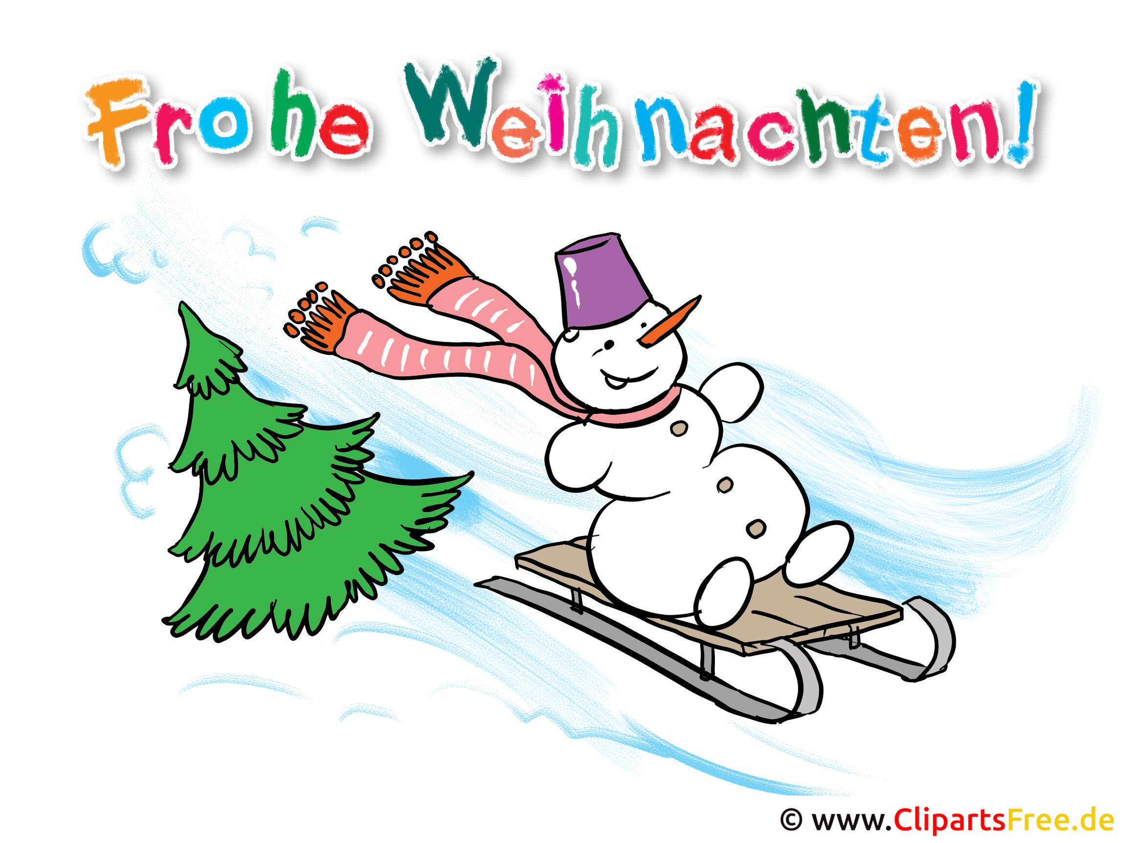 Bild Frohe Weihnachten
