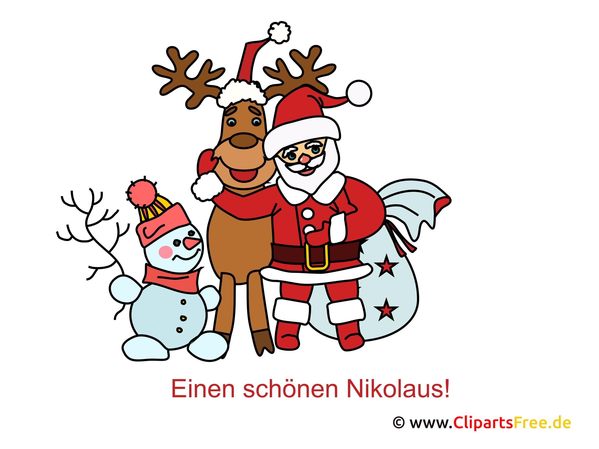 Bilder zu Nikolaustag