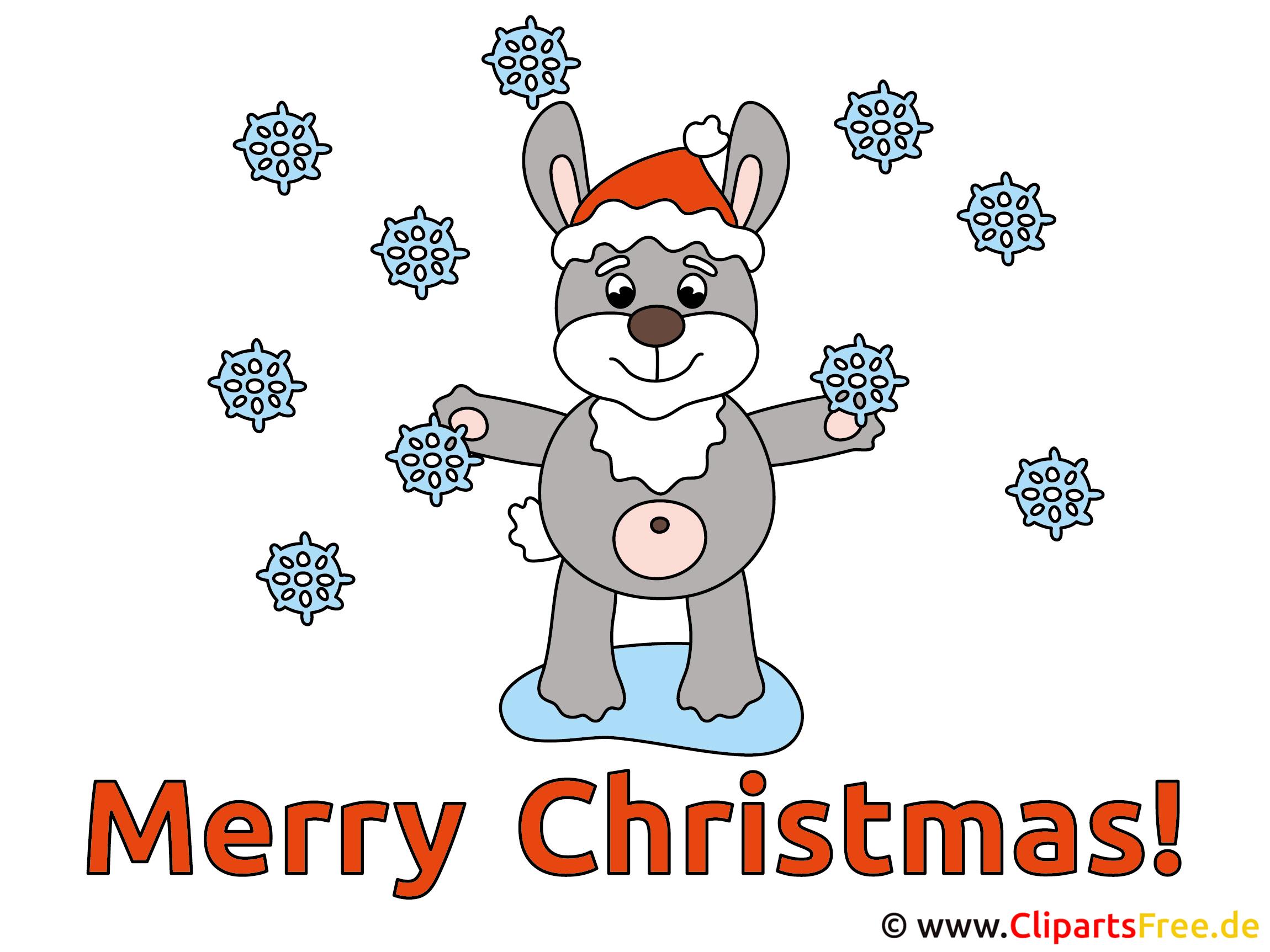 E Card Christmas