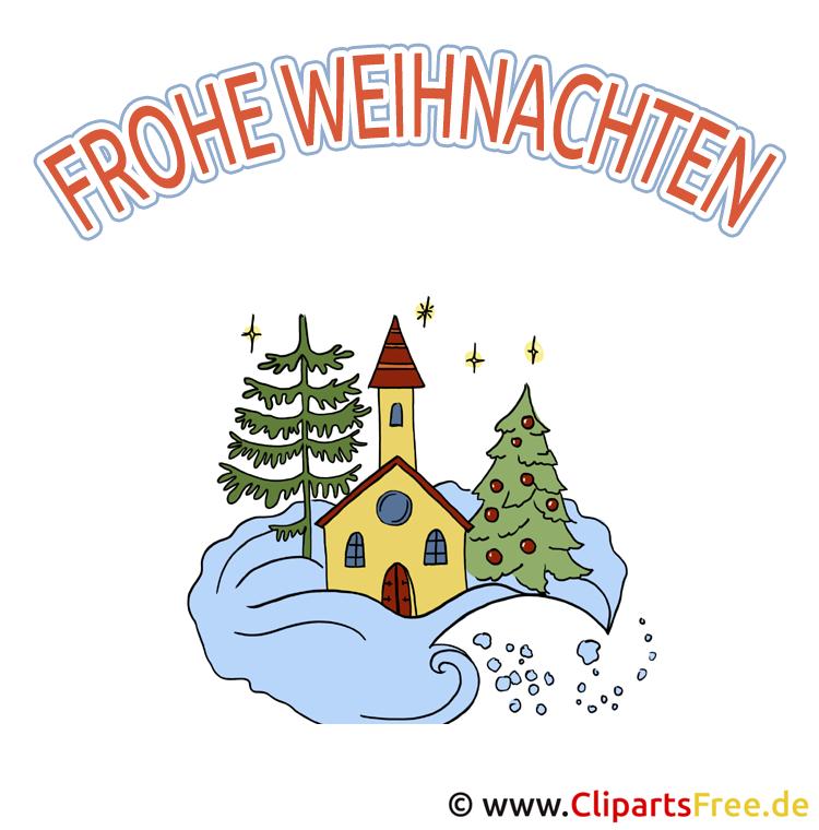 Frohe Weihnachten Bild