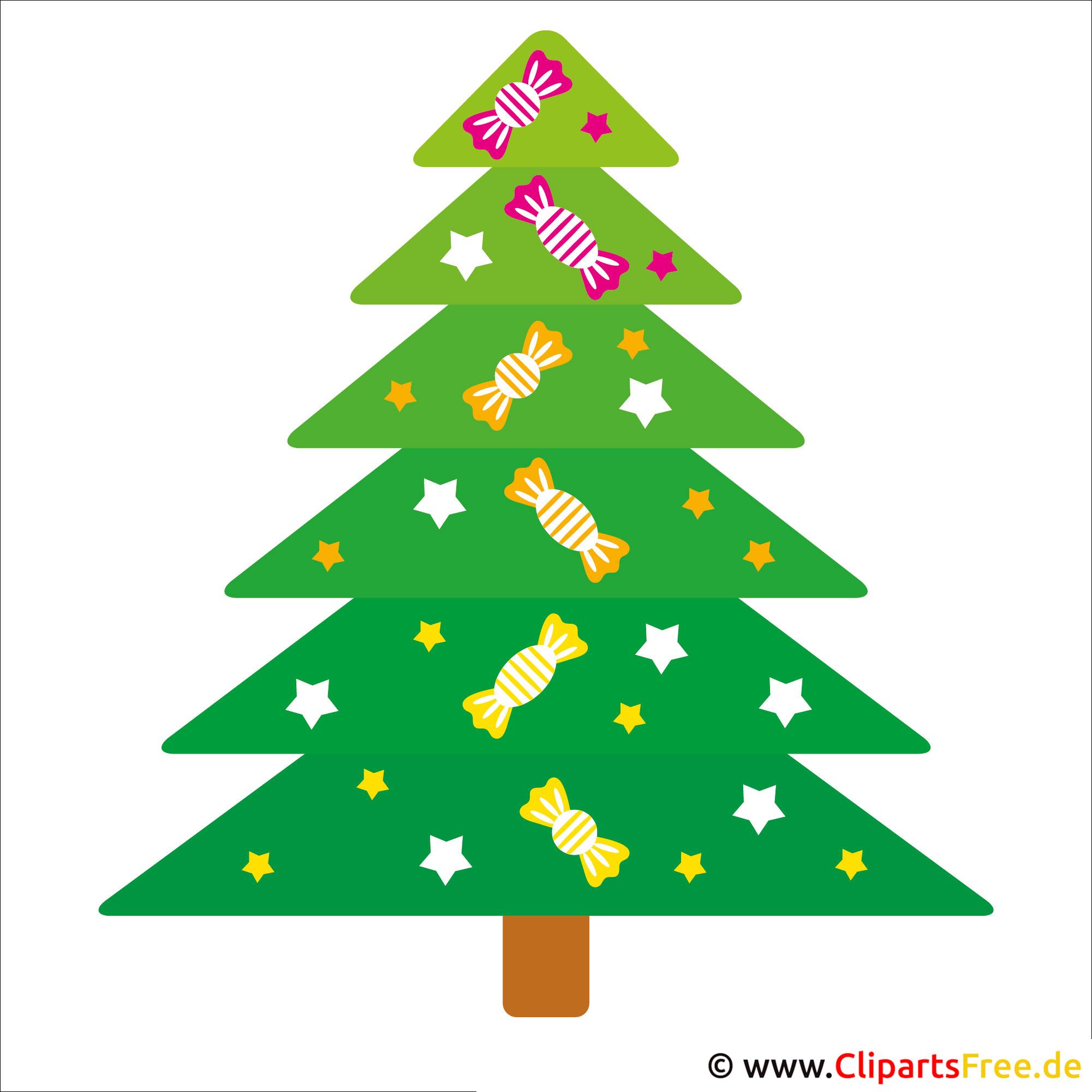 Tannenbaum Weihnachtsbild