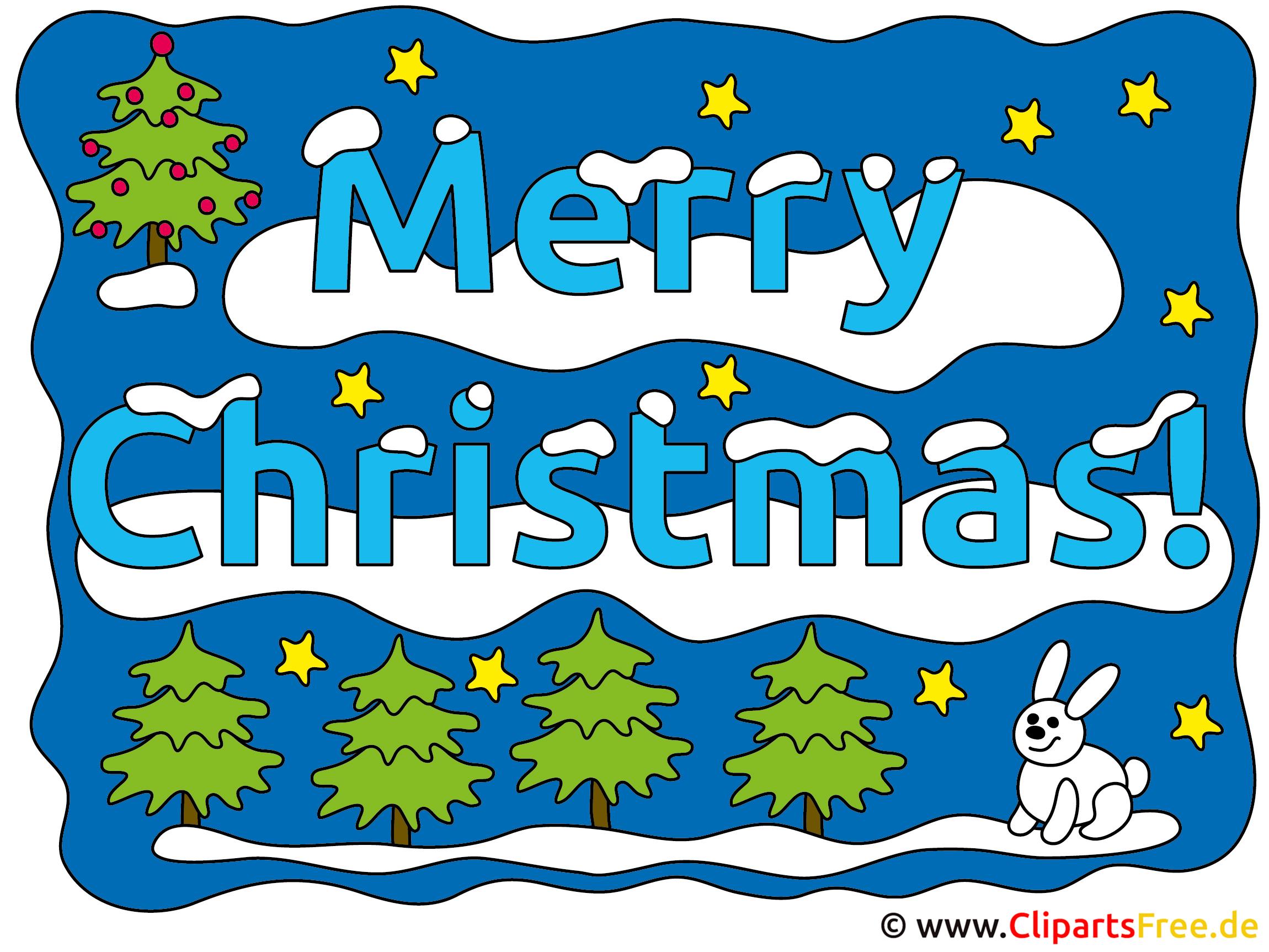 Weihnachtsgrafik