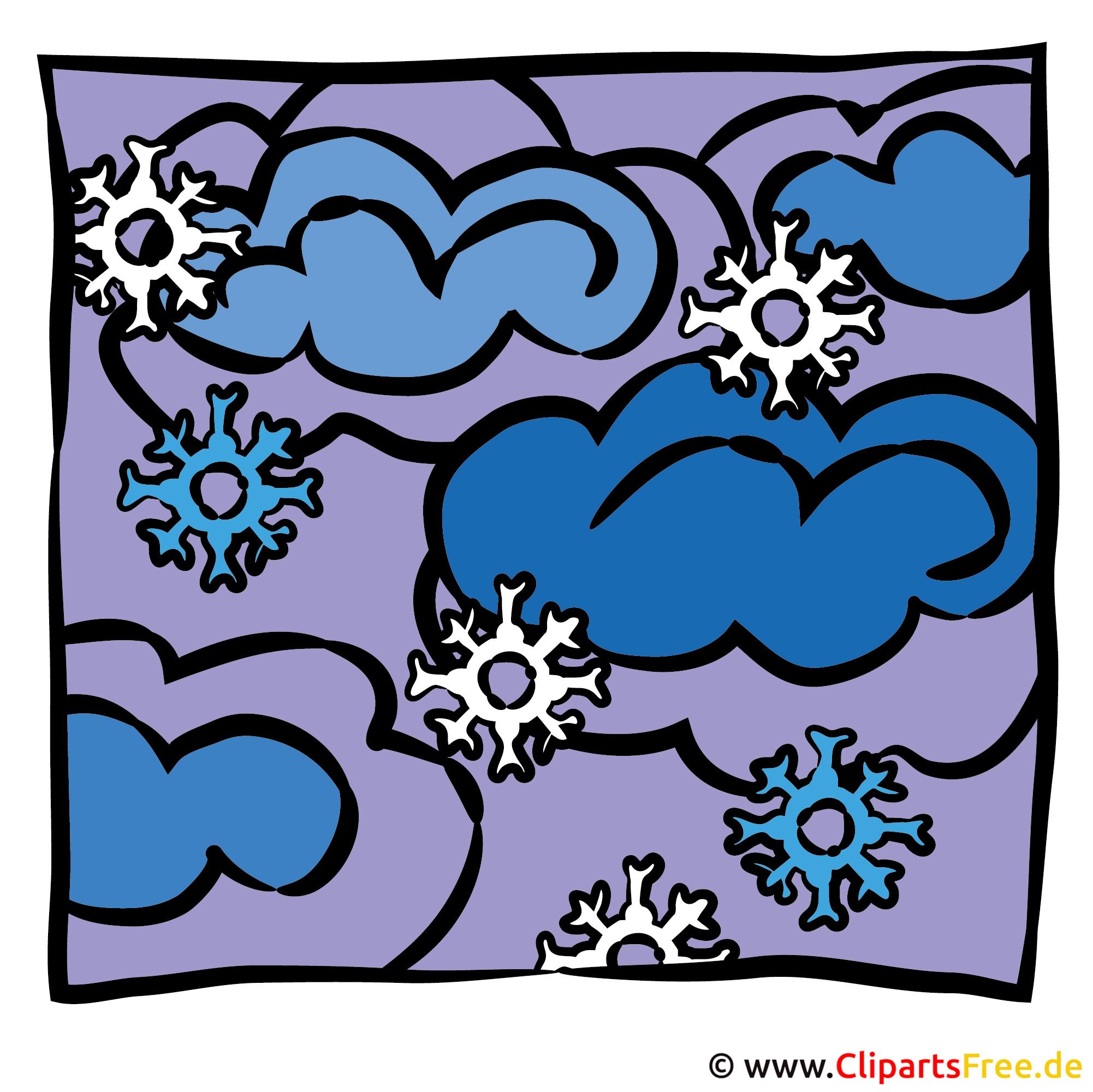 Schnee Bild - Wetter Bilder