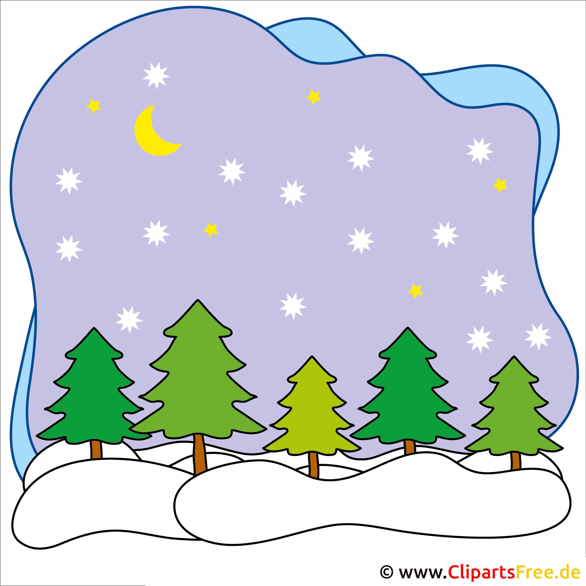 Clip Art und Karten zu Weihnachten