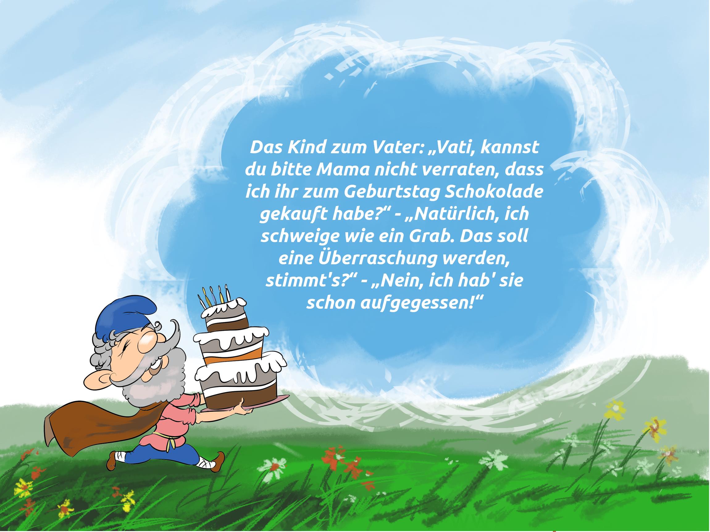Lustige Bilder Sprüche Totlachen Zum Geburtstag