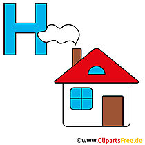 Picture Dictionary - House Picture