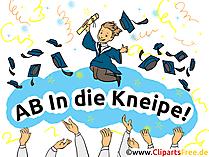 Abitur Plakat Bild