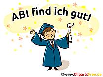 Abiturへの無料おめでとう