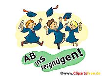 Lise diploması için atasözleri ve kartlar