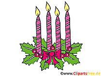 4 Advent Bild