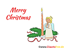 Advent clipart, picture, card to print