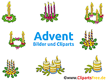 Foto's advent wallpaper