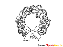 Gratis Coloring Sheet Christmas Sheet