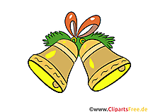 Glocken Bild, Illustration, Clipart, Grafik