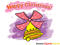 Happy Christmas-illustraties