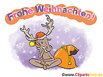 Lustige Bilder zu Weihnachten kostenlos