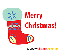Merry Christmas Bild, Clip Art, Image, Grafik, Illustration gratis