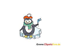 ペンギンクリップアート、画像、写真
