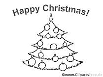 クリスマスの写真を無料で印刷