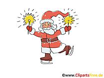 サンタクロースの写真、GIF、グラフィック、面白いクリップアート