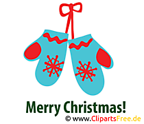 Winterhandschuhe Bild, Clip Art, Image, Grafik, Illustration gratis