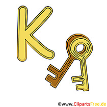 K is for Key - English Dictionary