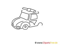 Autos Weitermal-Vorlagen
