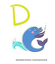 D - Deutsch 1. Klasse kostenlose Arbeitsblätter