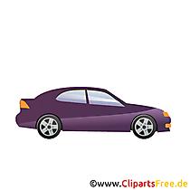 Autos Clipart kostenlos