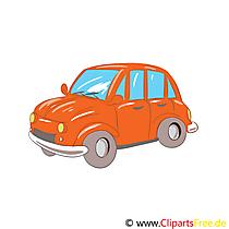 Auto Cartoon, afbeelding, illustratie, illustraties