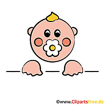 Baby Bilder Cliparts Gifs Illustrationen Kostenlos