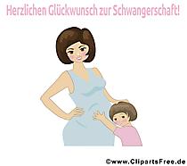 Herzlichen Glückwunsch zur Schwangerschaft