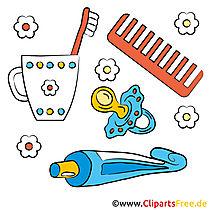 Hygiene Bilder - Cliparts