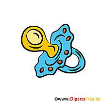 Nipple Image - vector illustraties