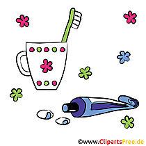Zahnhygiene Bilder - Clipart
