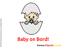 Baby Cartoon, Image, Pic
