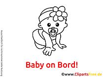 乳首クリップアート、漫画、絵と赤ちゃん