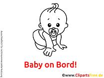 Baby Zeichnung
