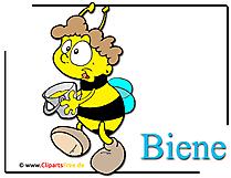 Karikatür arı clipart ücretsiz