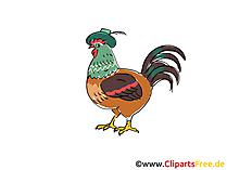 Tavuk Küçük resim, resim, karikatür ücretsiz