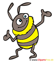 Bumblebee Clipart, Picture, Cartoon Free