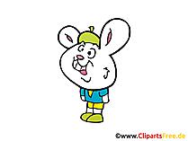 Kaninchen Clipart