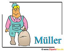 Muller clip art çizgi film ücretsiz