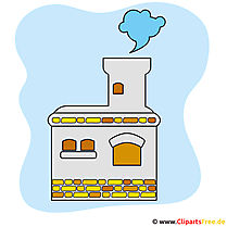 Russian oven image - farm images